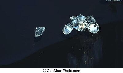 rouler partout, loopable, diamants