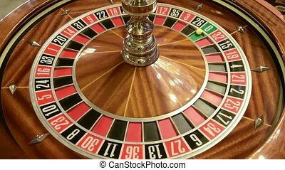 roulette, rouet