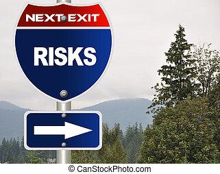 route, risques, signe