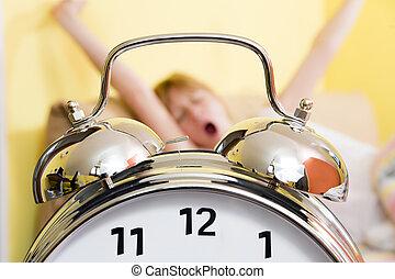 routine matin
