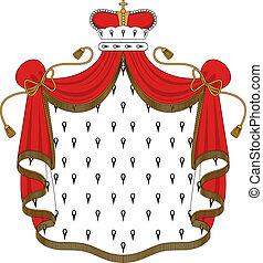 royal, manteau