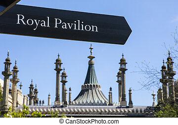 royal, pavillon, brighton
