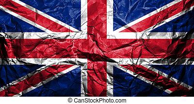 royaume, flag., uni