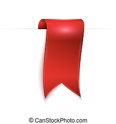 ruban rouge