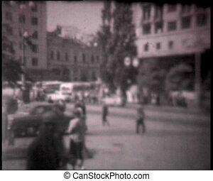 rues, b&w, kiev, vendange, 8mm