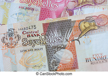 rupees, seychelles