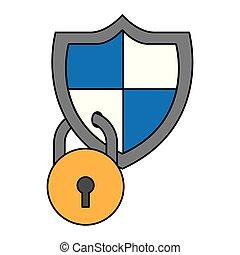 sécurité, cyber, numérique