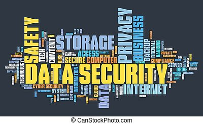 sécurité, mémorisation des données