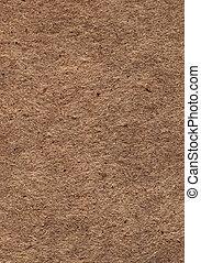 série, voyante, -, texture, brun