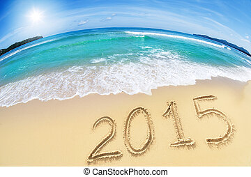 sable, 2015, plage