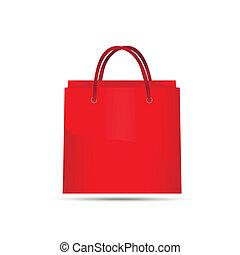 sac, rouges