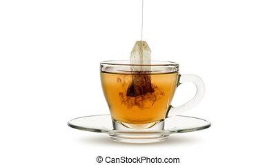 sac, thé