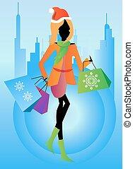 sacs, achats femme