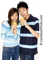 sain, couple