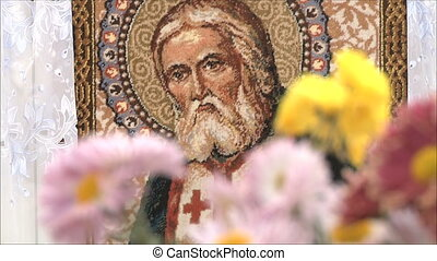 saint, icône