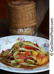 salad., concombre