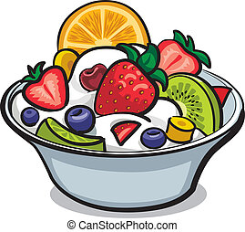 salade fruits fraîche