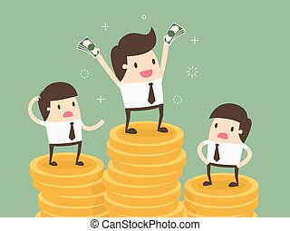 salaire, variation