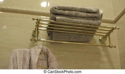 salle bains, appartements