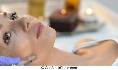 salon, microdermabrasion, beauté
