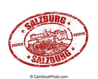 salzbourg, timbre