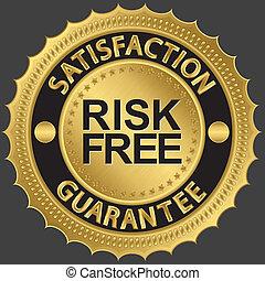 satisfaction, aller, risque, gratuite, garantie