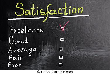 satisfaction, concept