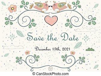 sauver, announcement., date