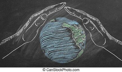 sauver, planète, notre