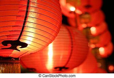 saveur forte, (, lanternes, rouges, ), poumon