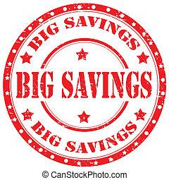 savings-stamp, grand