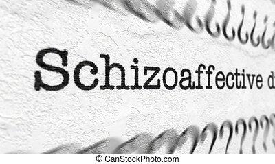 schizoaffective, désordre