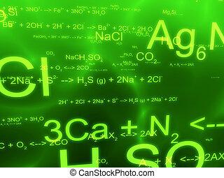 science, illustration