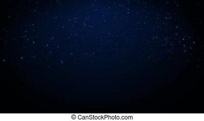 scintillement, 2, étoiles