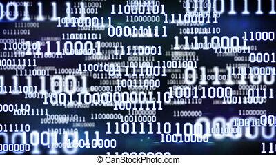 """screen"""", """"binary, code"""