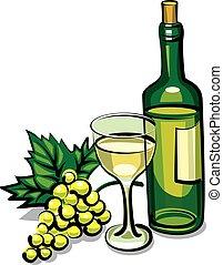 sec, vin blanc
