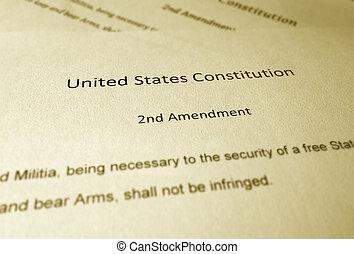 seconde, amendement