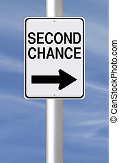 seconde, chance
