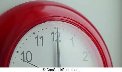 secondes, montre