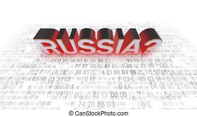 security., informatique, russie, hackers