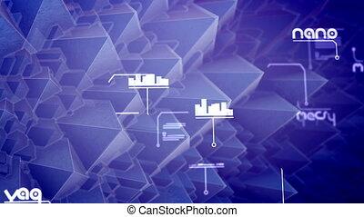 """""""see-through, aller, aside"""", nano, pyramides"""