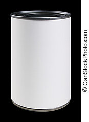 sentier, coupure, blanc, boîte, étiquette