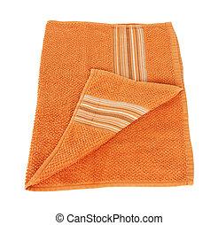 serviette, bain