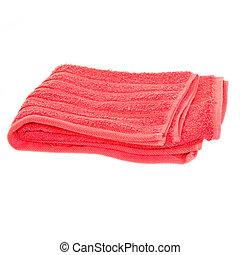 serviette, rouges
