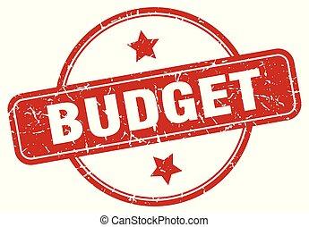 signe, budget