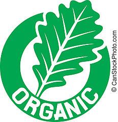 signe, organique