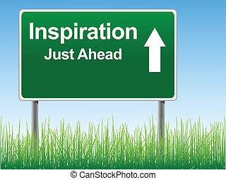 signe., route, inspiration