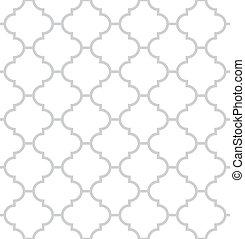 simple, géométrique, vecteur, seamless, texture
