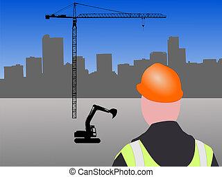 site construction, denver