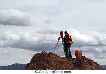 site construction, examiner